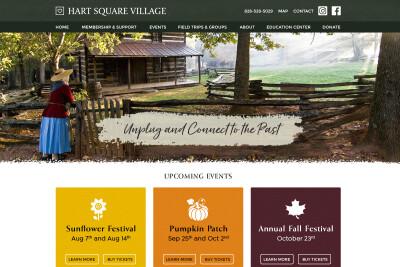 Website Design and Rebranding