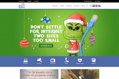 Christmas Grinch Promo