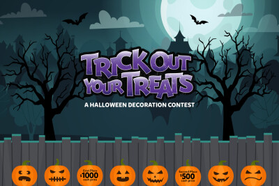 Trick Out Your Treats Contest